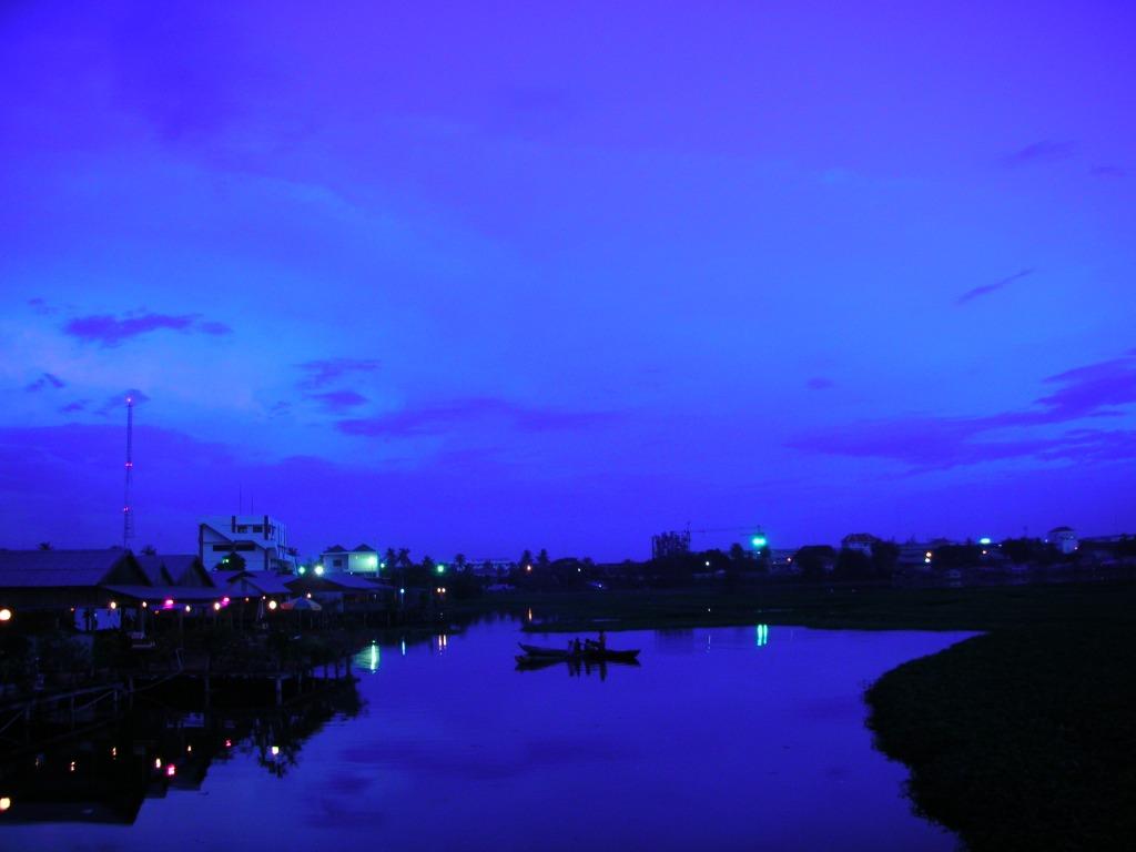 lakeside, phnom penh