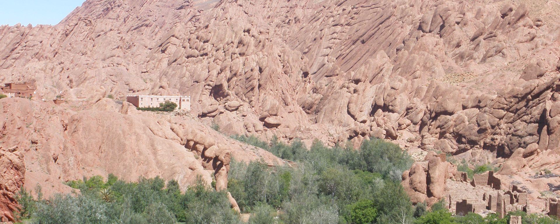 morocco, tinghir