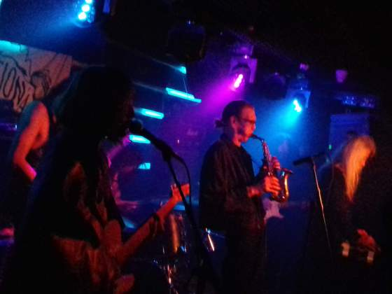 acid mothers temple, live in brighton
