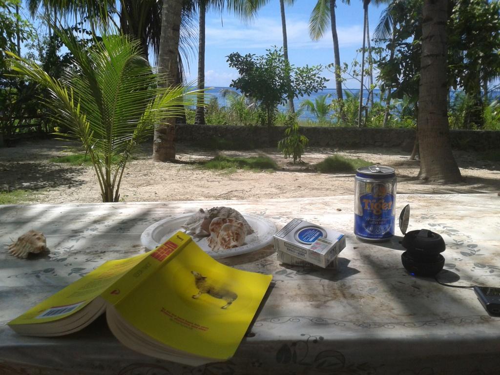Watabo beach, Timor-Leste