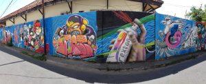 Street art, Sampang