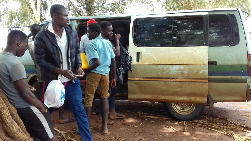 minivan, mozambique
