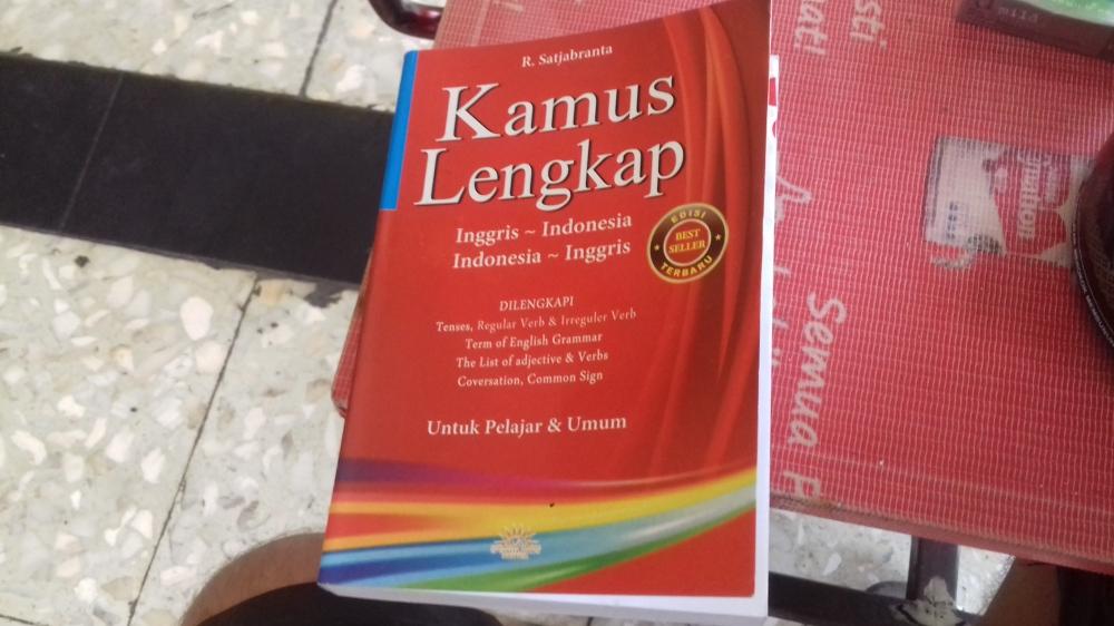 bahasa kamus