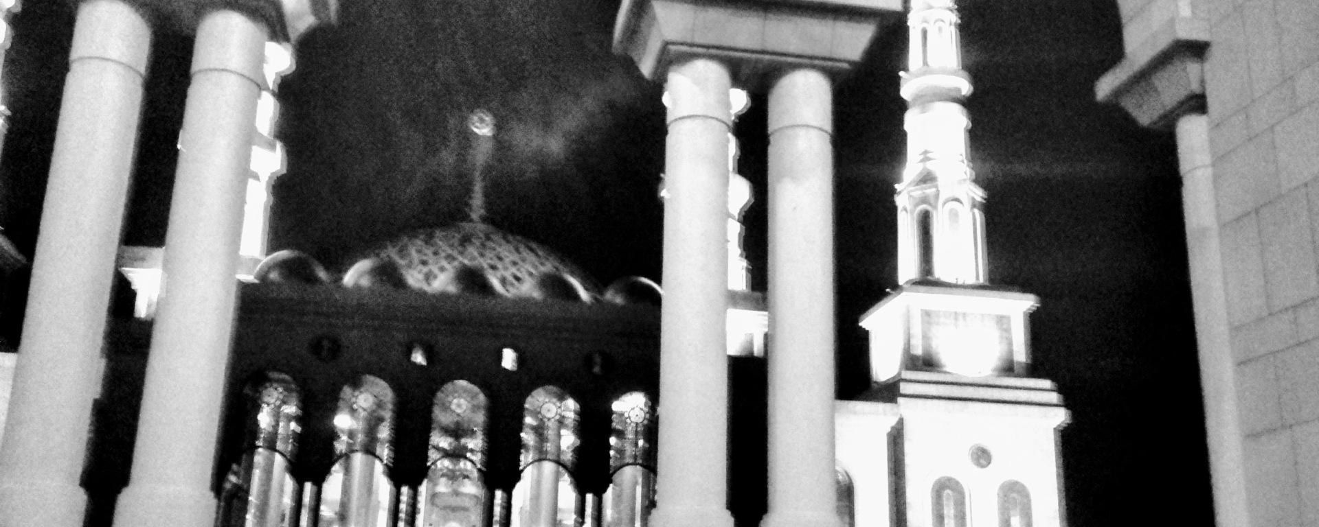 masjid, samarinda